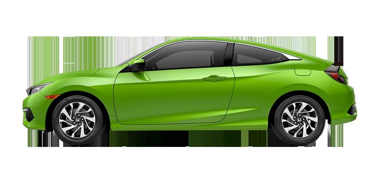 New 2018 Honda Civic Coupe 2.0 L4 LX