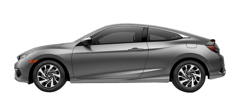 New 2018 Honda Civic Coupe 2.0 L4 LX