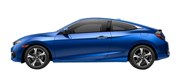 New 2018 Honda Civic Coupe 1.5T L4 Touring