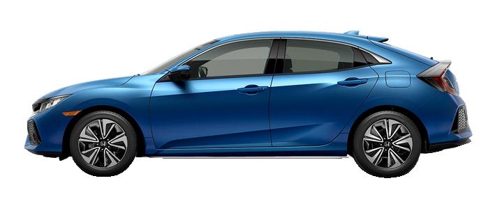 used 2018 Honda Civic Hatchback EX
