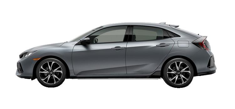 New 2018 Honda Civic Hatchback 1.5T L4 Sport