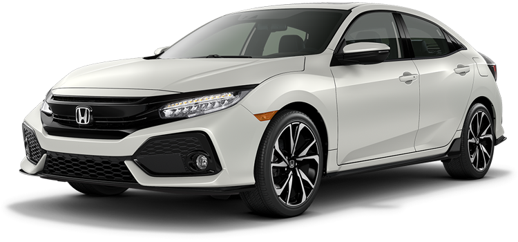New 2018 Honda Civic Hatchback 1.5T L4 Sport Touring