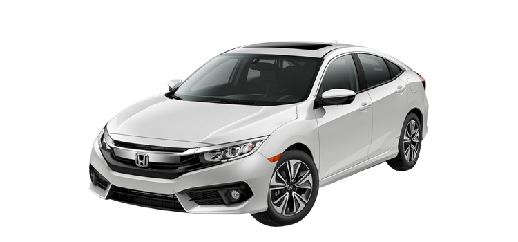new 2018 Honda Civic Sedan Leather 1.5T L4 EX-L
