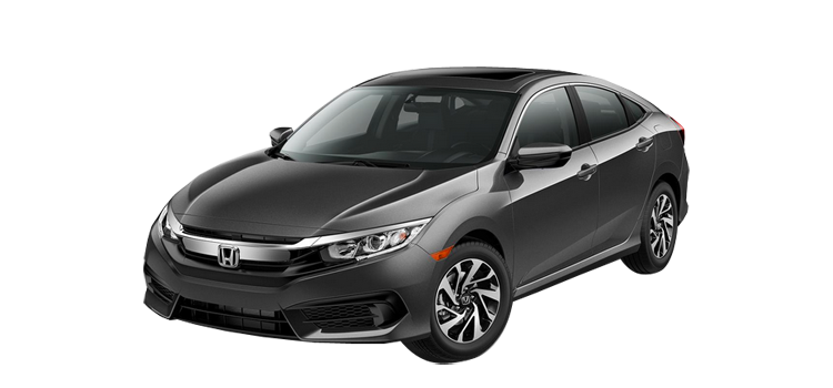 Used 2018 Honda Civic Sedan EX