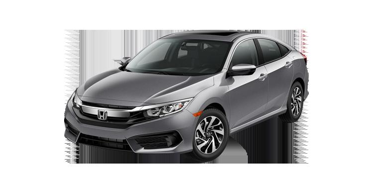 New 2018 Honda Civic Sedan 2.0 L4 EX