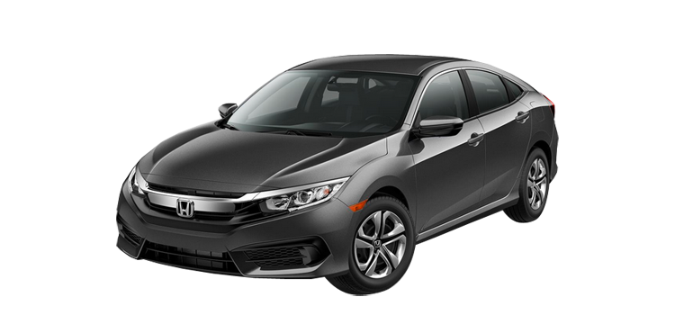 New 2018 Honda Civic Sedan 2.0 L4 LX