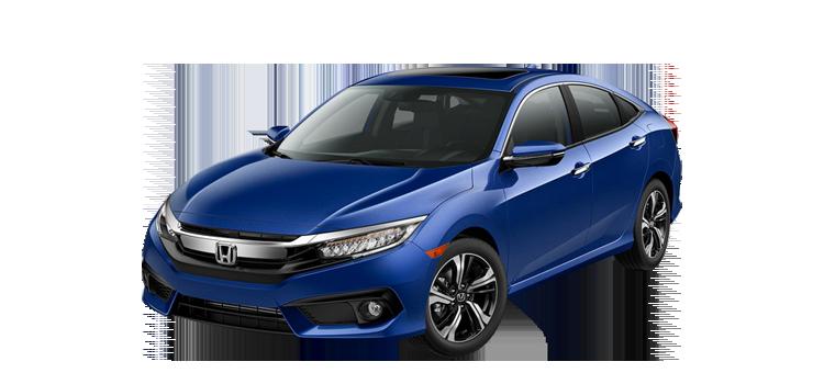 new 2018 Honda Civic Sedan 1.5T L4 Touring