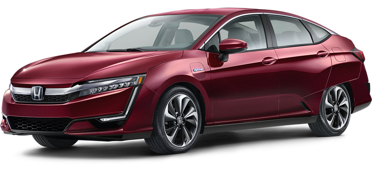 New 2018 Honda Clarity Plug-In Hybrid 1.5T L4