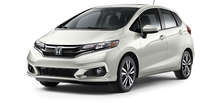 New 2018 Honda Fit CVT EX
