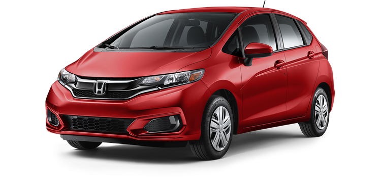 New 2018 Honda Fit CVT LX