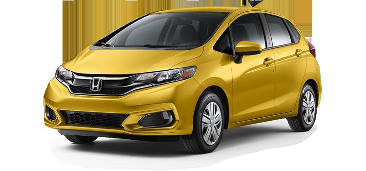 New 2018 Honda Fit CVT LX