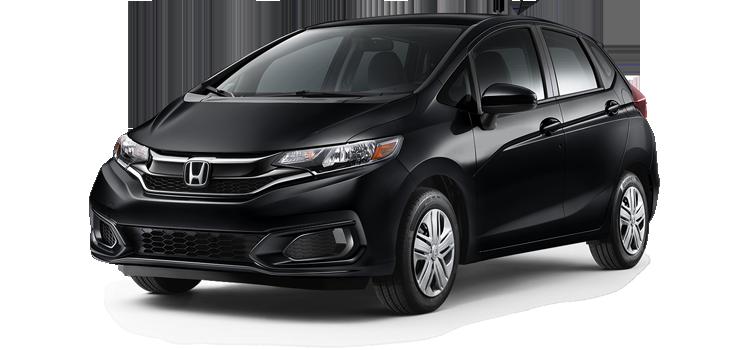 New 2018 Honda Fit CVT with Honda Sensing LX