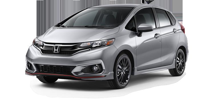 New 2018 Honda Fit Manual Sport