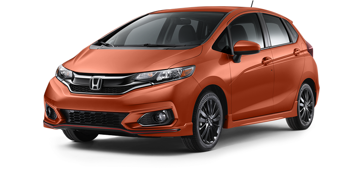 New 2018 Honda Fit CVT Sport