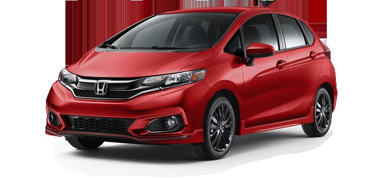 New 2018 Honda Fit CVT Sport