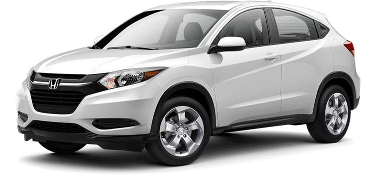 New 2018 Honda HR-V CVT LX