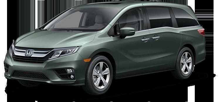 New 2018 Honda Odyssey EX-L