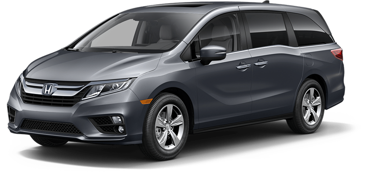 New 2018 Honda Odyssey With Rear Entertainment System and Navigation EX-L