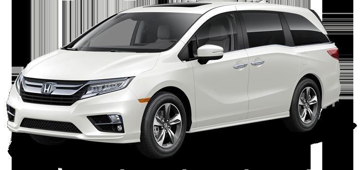 New 2018 Honda Odyssey Touring