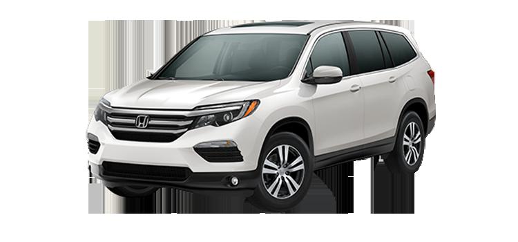 New 2018 Honda Pilot EX-L