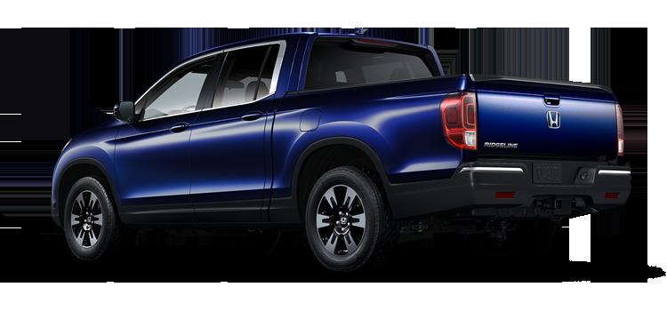 New 2018 Honda Ridgeline With Leather RTL