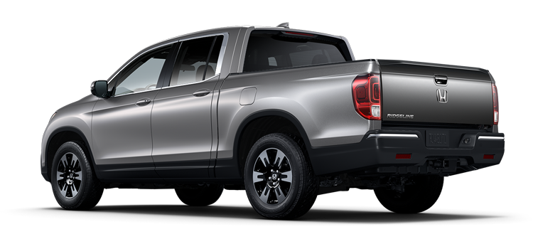 New 2018 Honda Ridgeline With Leather RTL