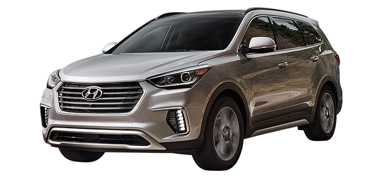 used 2018 Hyundai Santa Fe Limited Ultimate