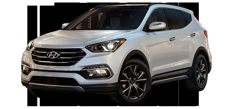 2018 Hyundai Santa Fe Sport 2.0L Turbo 4D Sport Utility