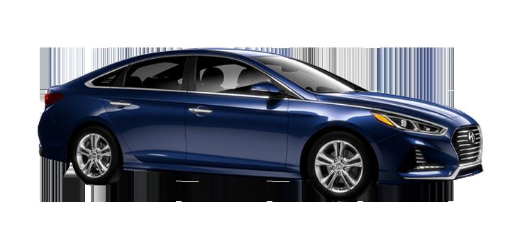 2018 Hyundai Sonata SEL 4D Sedan