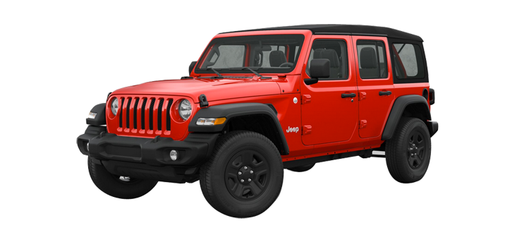 All-New Wrangler