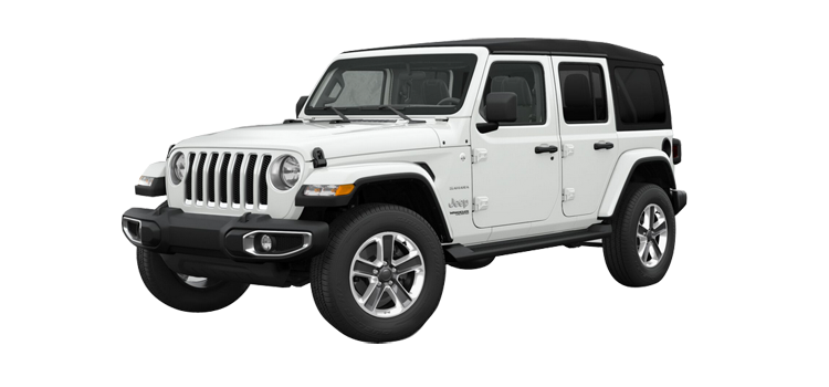 used 2018 Jeep Wrangler Unlimited Sahara