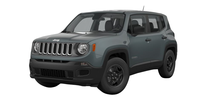 used 2018 Jeep Renegade Upland Edition