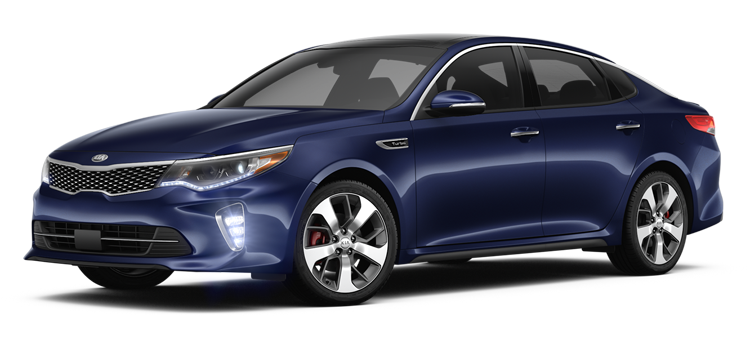 2018 Kia Optima SX Auto