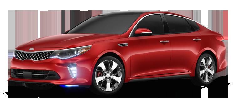 2018 Kia Optima SX Auto