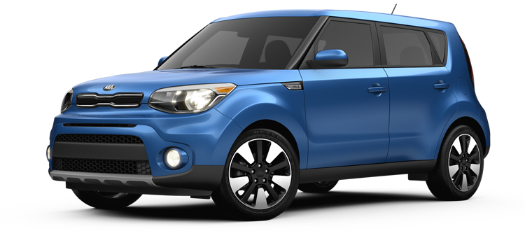 2018 Kia Soul PLUS Auto