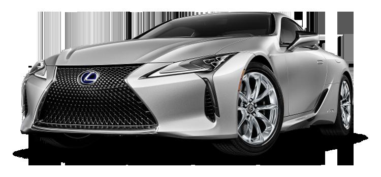 2018 Lexus LC Hybrid