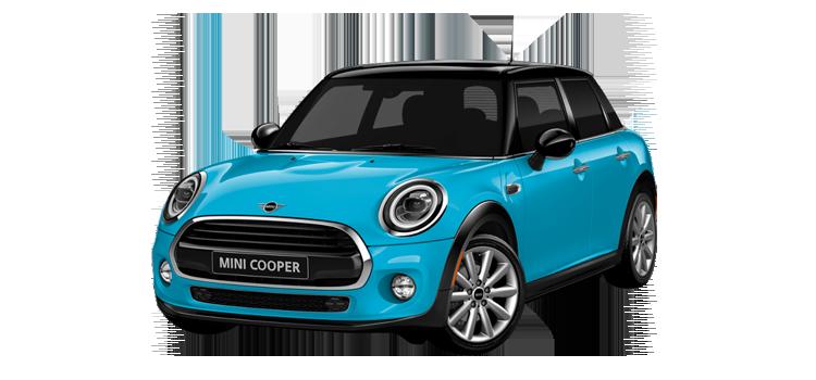 Cooper 4-Door Hardtop