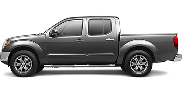 Katy Nissan - 2018 Nissan Frontier Crew Cab 4.0L Automatic SL