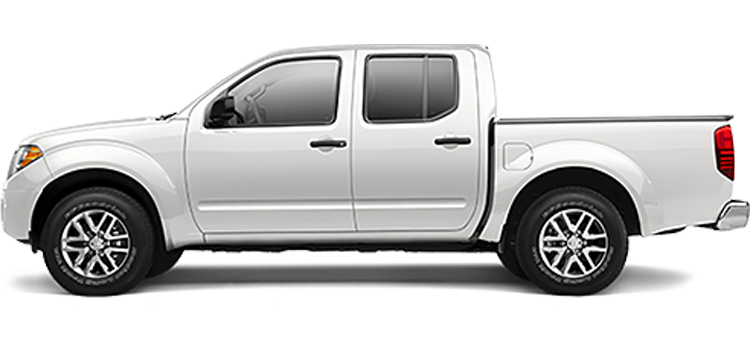 Georgetown Nissan - 2018 Nissan Frontier Crew Cab 4.0L Automatic SV