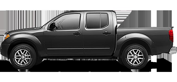 Gulfport Nissan - 2018 Nissan Frontier Crew Cab 4.0L Manual SV