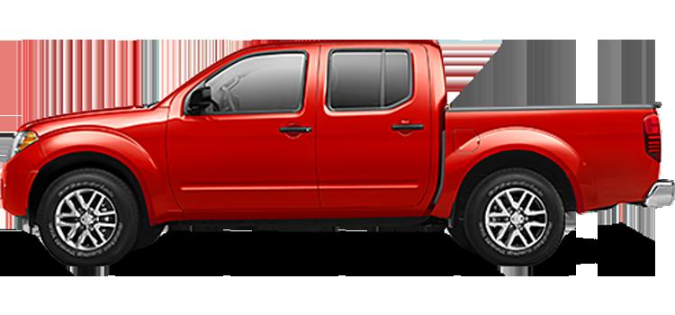 Mobile Nissan - 2018 Nissan Frontier Crew Cab 4.0L Automatic SV
