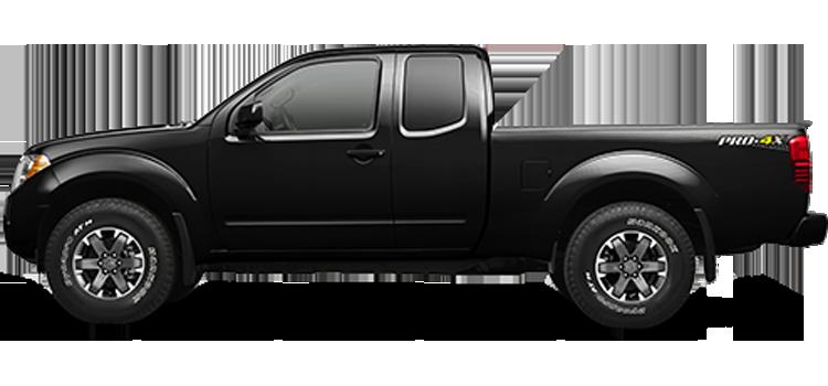Beaumont Nissan - 2018 Nissan Frontier King Cab 4.0L Automatic PRO-4X