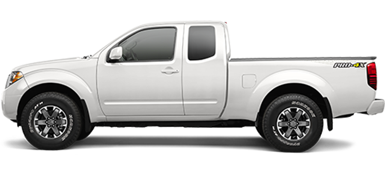 Oklahoma City Nissan - 2018 Nissan Frontier King Cab 4.0L Automatic PRO-4X