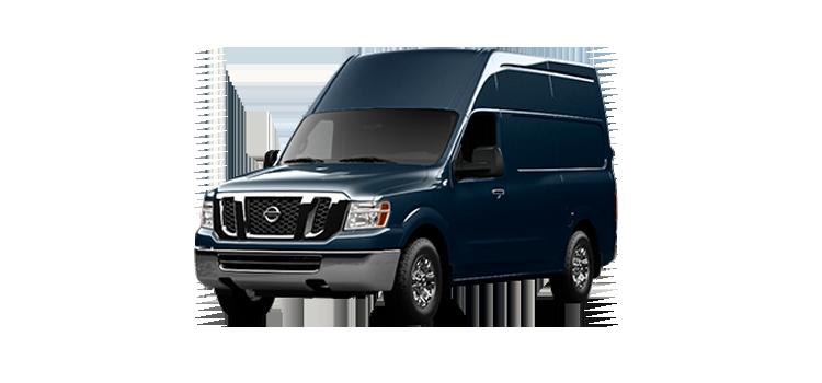 Katy Nissan - 2018 Nissan NV Cargo High Roof 2500 4.0L V6 SL
