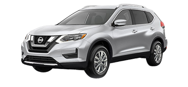 Mobile Nissan - 2018 Nissan Rogue 2.5L I4 SV