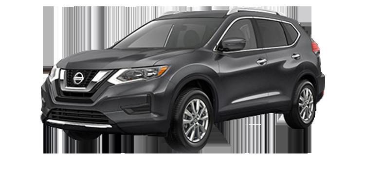 Cedar Park Nissan - 2018 Nissan Rogue 2.5L I4 SV