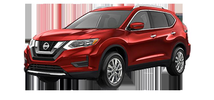Oklahoma City Nissan - 2018 Nissan Rogue 2.5L I4 SV