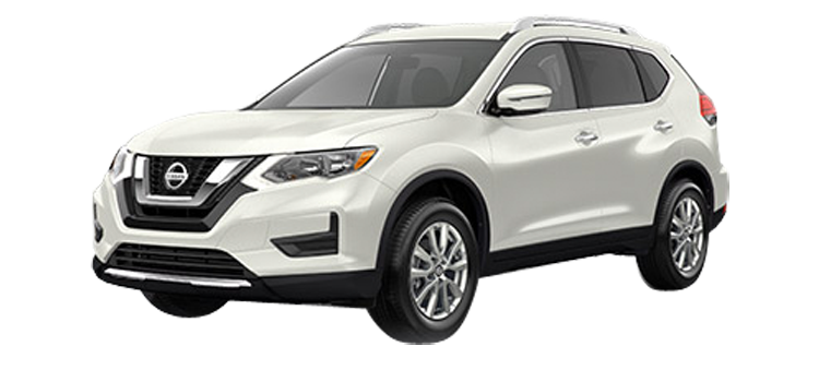 Houston Nissan - 2018 Nissan Rogue 2.5L I4 SV