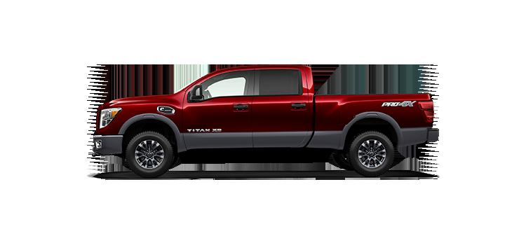 Round Rock Nissan - 2018 Nissan Titan XD Crew Cab Gas PRO-4X