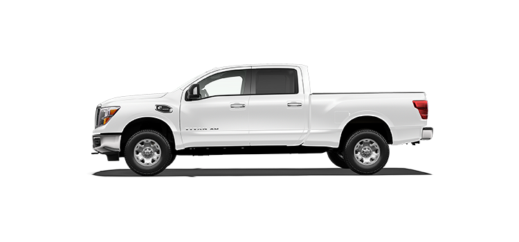 Beaumont Nissan - 2018 Nissan Titan XD Crew Cab Gas SV